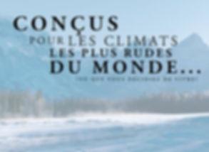 Artic Spas Conçus pour tous les climats
