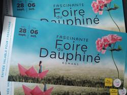 Bleu Azur Piscine - Foire du Dauphiné - 2019