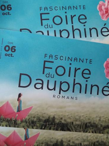 Bleu Azur Piscine-Foire du Dauphine