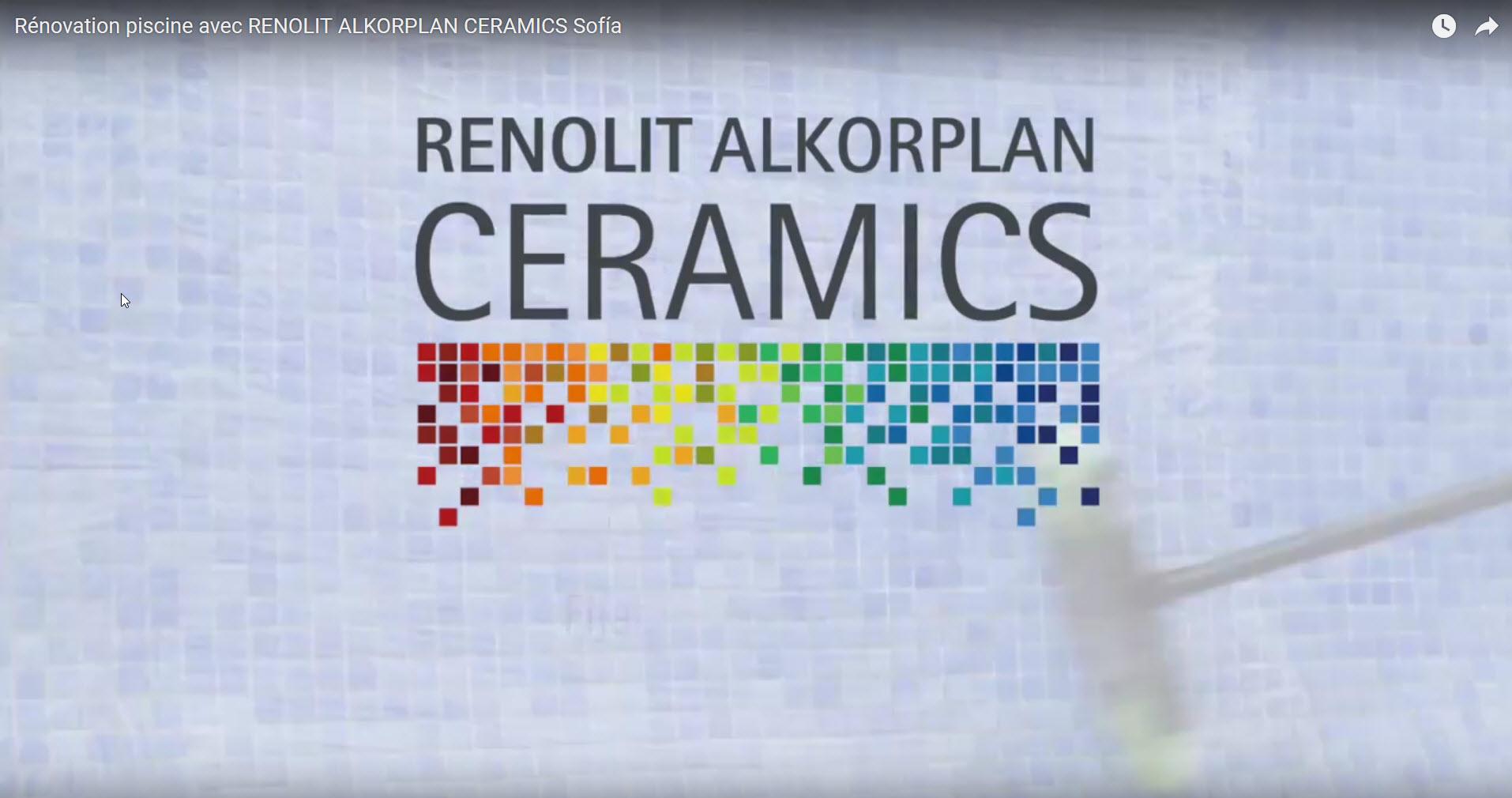 RENOLIT ALKORPLAN CERAMICS