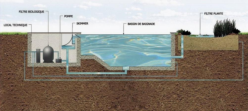 Shema -filtration -biologique