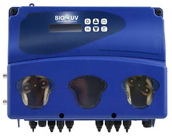 Régulation automatique Combipool Bio-UV.