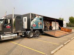 Camion démonstration ARCTIC SPA au Canad