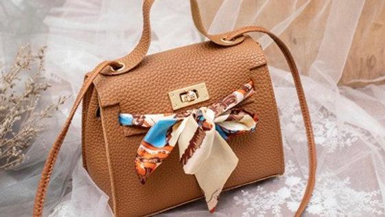 Baddie Bag - Chestnut
