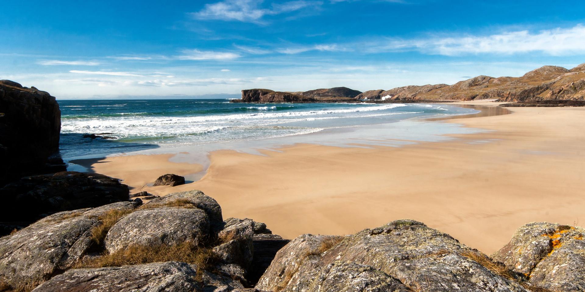 Clashnesssie Beach
