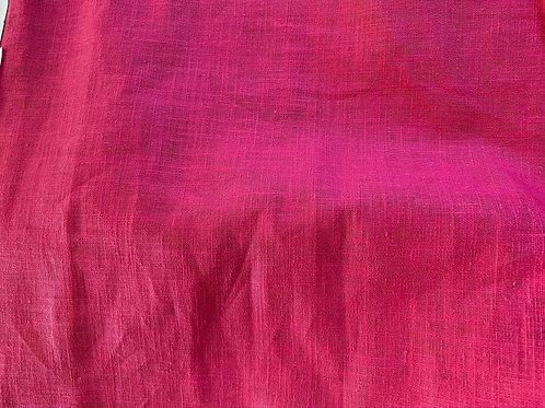 Linen Amber 19615  Hot Pink 210gsm