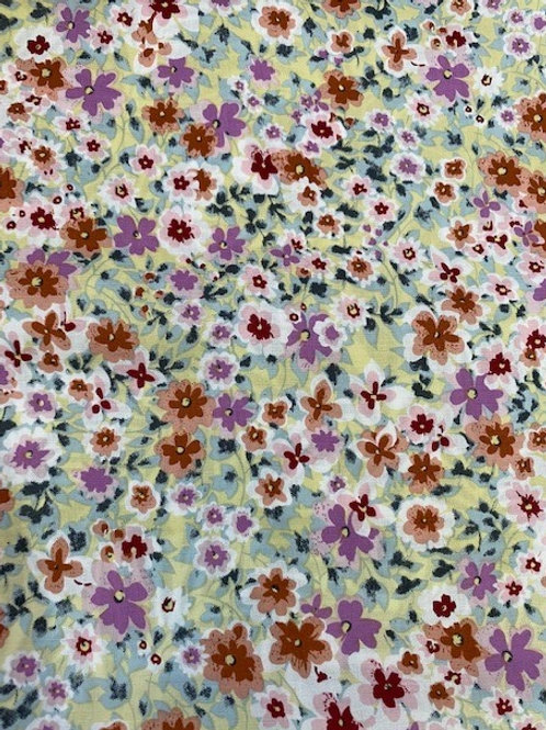 Cotton Spandex Cara 19614