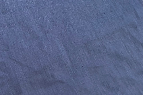 100% Linen Sawyer 19583  Dark Blue 150gsm
