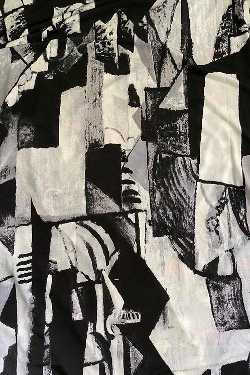 Poly Spandex Screen Prints 19687