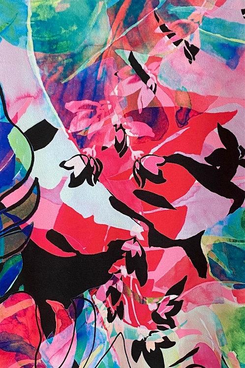 Poly Spandex Digital Print 19662