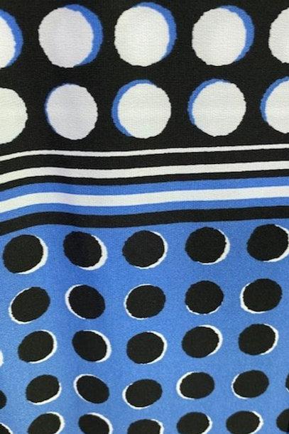 Poly Spandex prints 19478