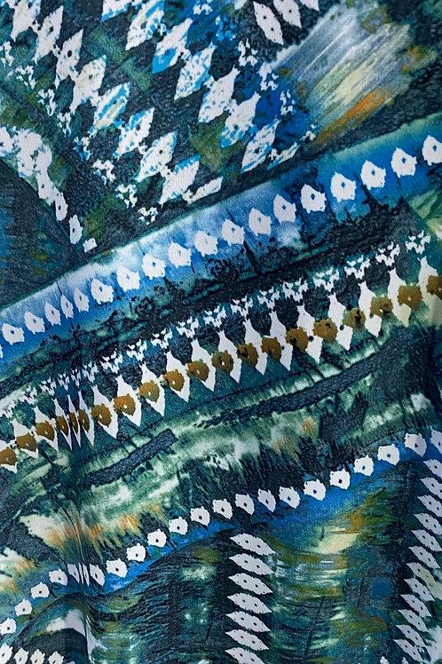Poly Spandex Digital Print 19664