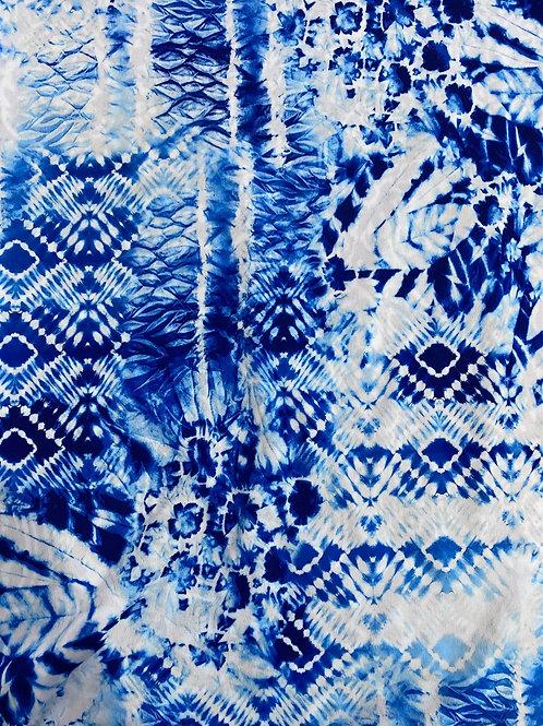 Poly Spandex Digital Print 19668
