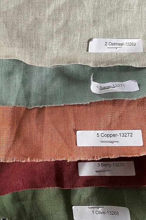 Linen Montana 19672 All Colours 200gsm