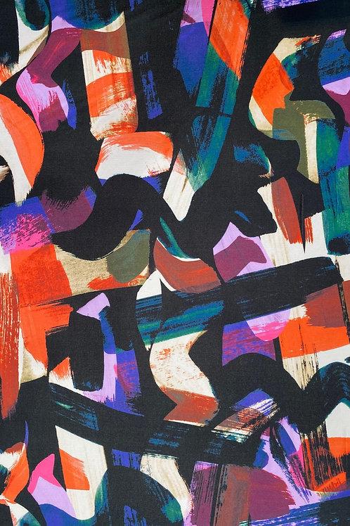 Poly Spandex Digital Print 19632