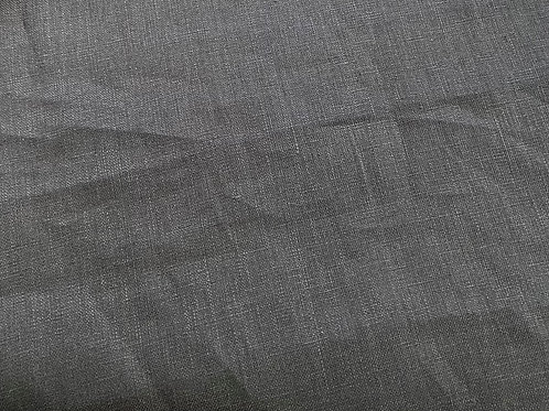 100% Linen Sawyer 19583 Black 150gsm