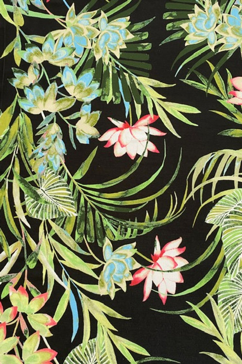 Poly Spandex Digital Print 19523