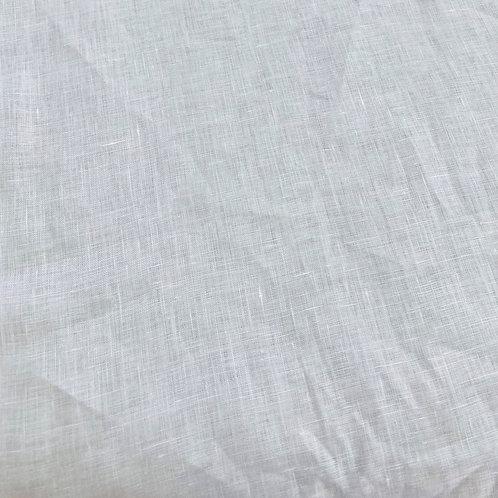 100% Linen Sawyer 19583 white 150gsm
