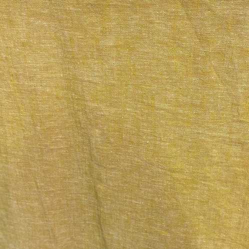 Linen /Cotton Mustard Belize 19488