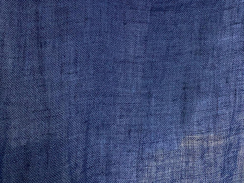Linen Gauze Midnight 19232