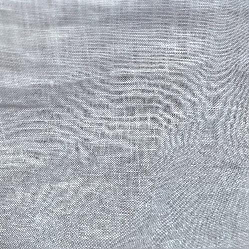 100% Linen Montana 19582 White 200gsm