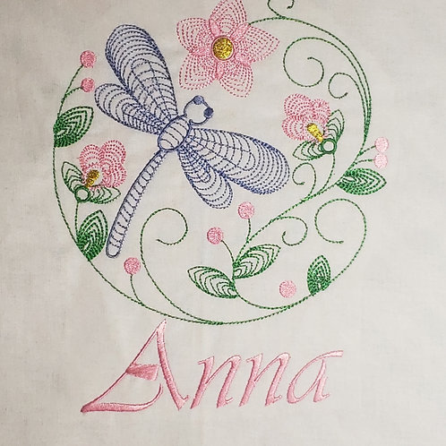 Personalized Embroidery tote bag