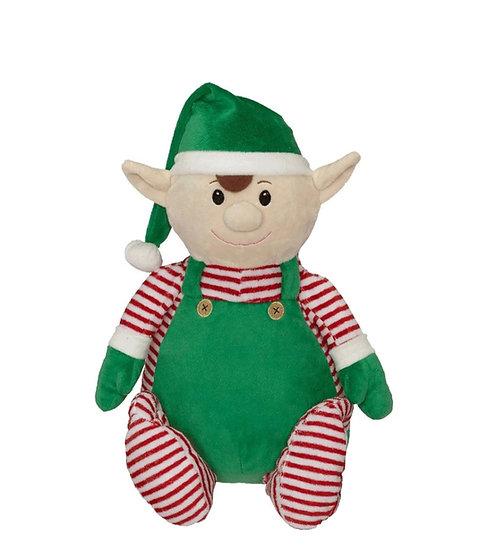 Personalized Christmas Elf plush