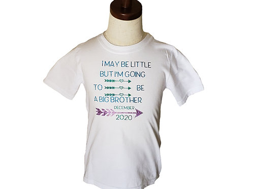 Big Bro Vinyl T-Shirt