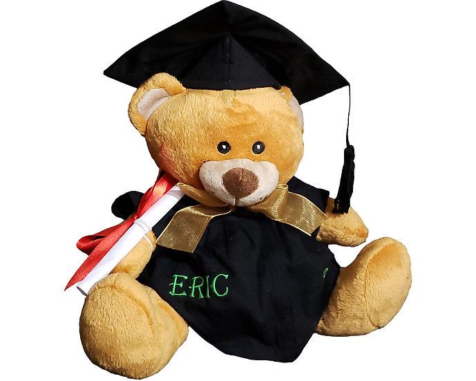 Personalized Graduation Teddy