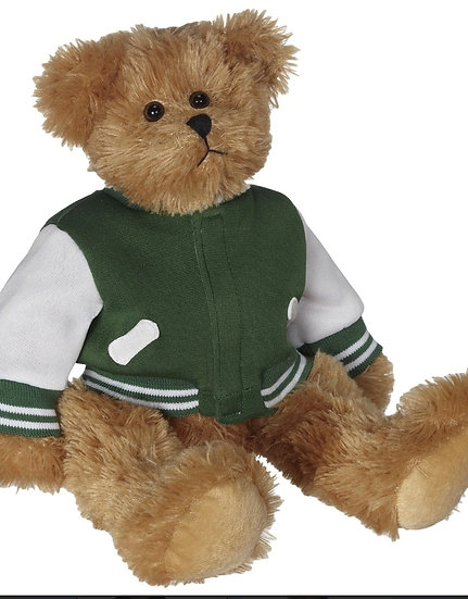Personalized Varsity bear gift