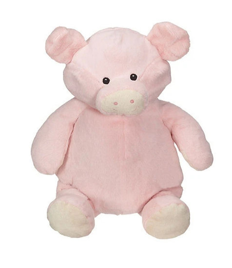 Personalized Embroidery piggy plush