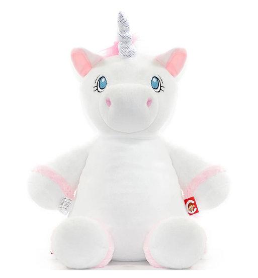 Personalized Embroidery Unicorn plush