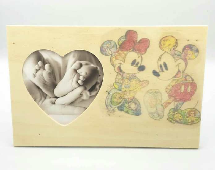 Personalized Sublimation picture frame