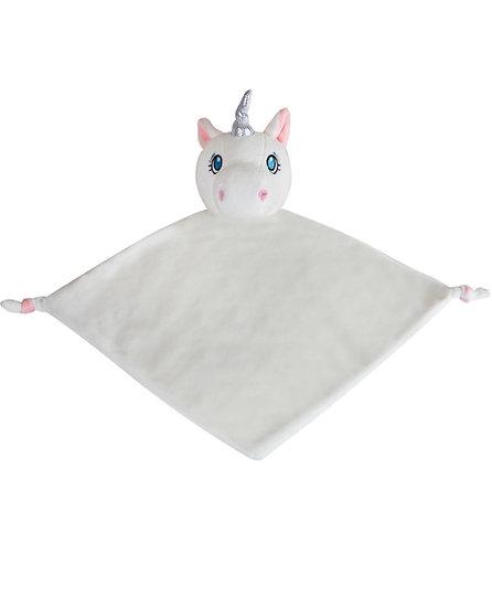 Personalized Unicorn Blanket