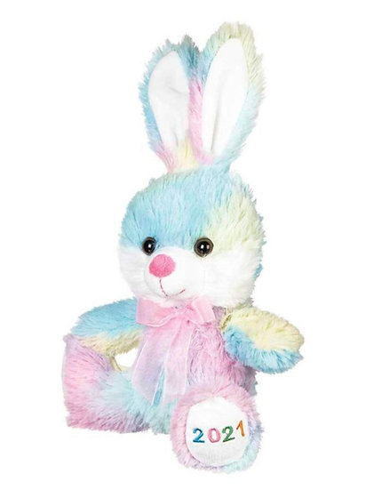 Mini tie dye bunnies