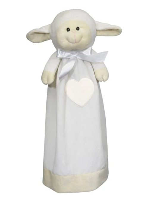 Personalized Lamb blanket