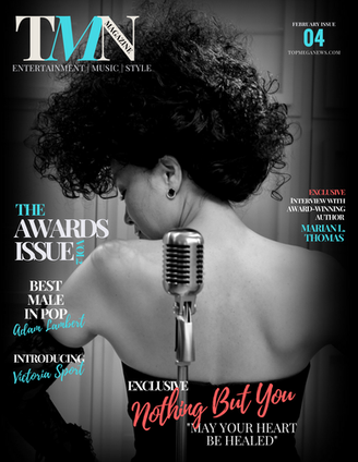 Nothing But You is on the cover of TMN Magazine issue Vol.4