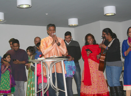 International Prayer Gathering