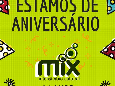 Aniversário da Mix