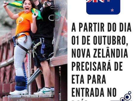ETA NOVA ZELÂNDIA