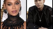 "Beyonce featured on new Eminem song ""Walk on Water"""