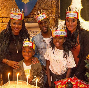 Torrei Hart ready to co-parent!