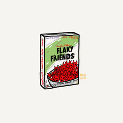 Flaky Freinds