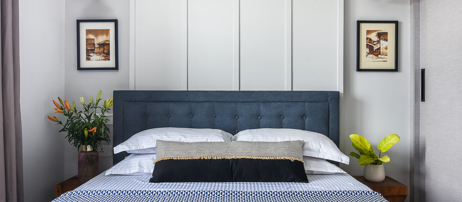 Our Guide to Styling a Bed