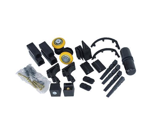 Kit Box Frontal  F2 com Batente para Escova