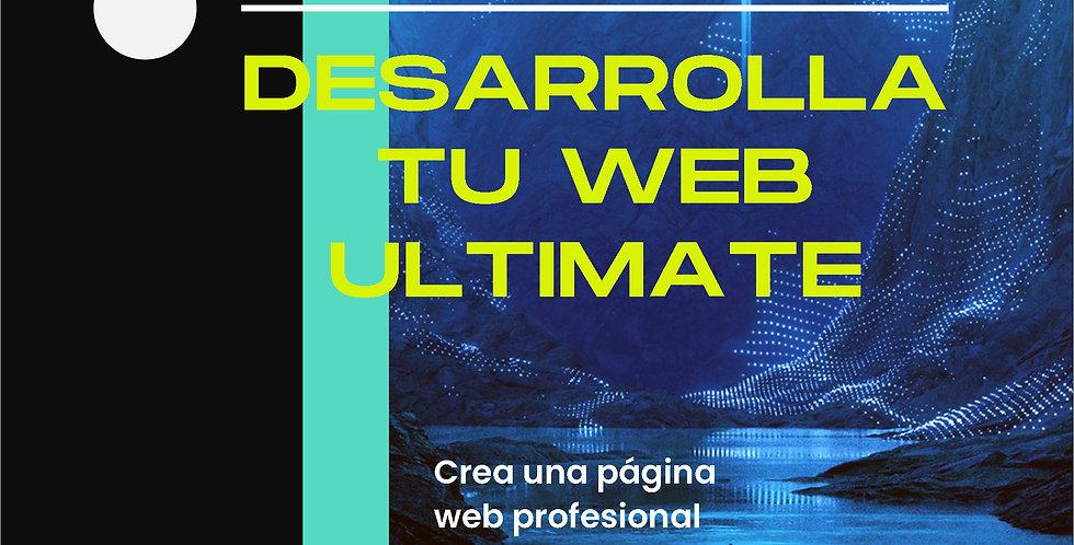 """Paquete de desarrollo web """"Ultimate"""""""
