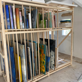 Painting storage