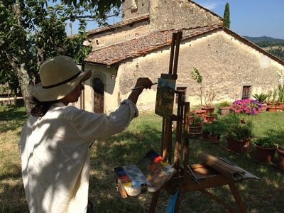 Provence Painting Vacations