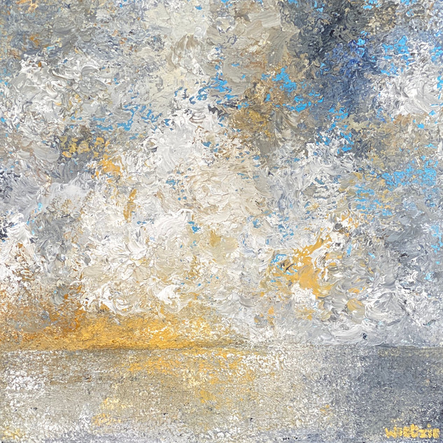 Yellow Morning (SOLD)