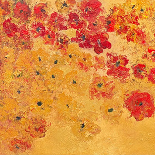 Tuscan poppy (SOLD)